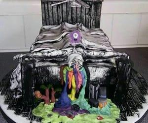 cake, pastel, and torta image