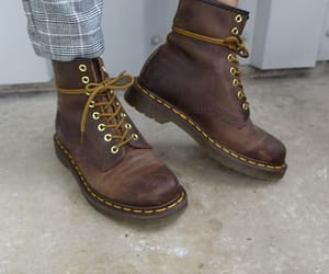 boots, brown, and crazy horse image
