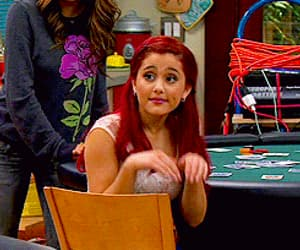 gif and cat valentine image