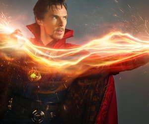 benedict cumberbatch, Marvel, and movie image