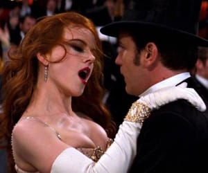 moulin rouge, ewan mcgregor, and Nicole Kidman image