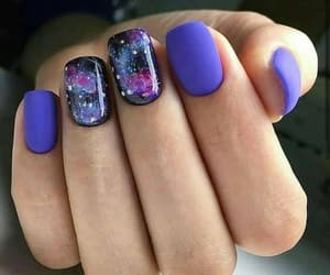nails, beauty, and esmalte image