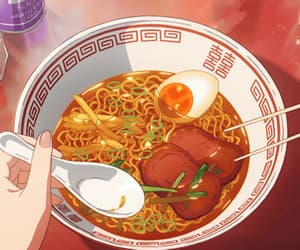 beef, egg, and noodles image