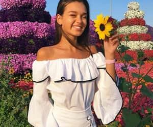 beautiful, valeria rudenko, and model image