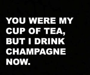 black, champagne, and inspiration image