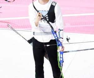archery, i.m, and im changkyun image