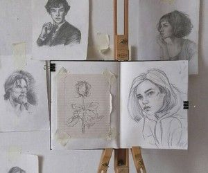 art and drawing image