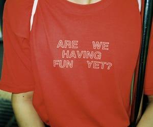 fun, grunge, and red image