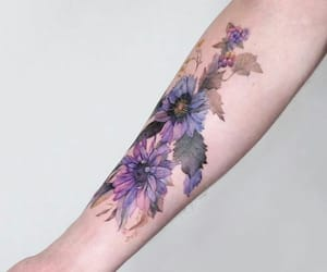 aesthetic, arm, and art image