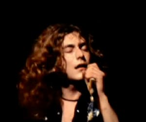gif, robert plant, and led zeppelin image