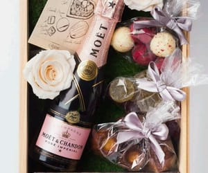 amor, champagne, and cupid image