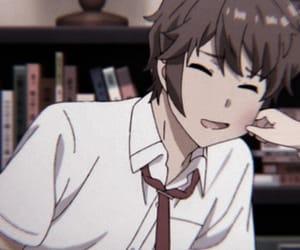 anime, couple, and soft image