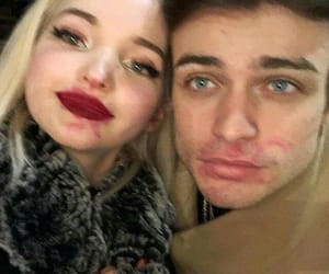 love, dove cameron, and couple image