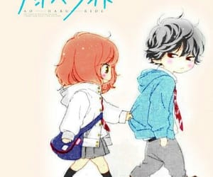 anime, kou tanaka, and futaba yoshioka image
