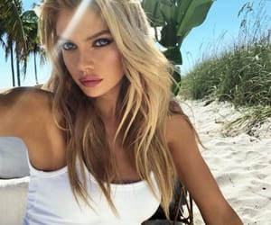 blonde, photography, and victoria secret image