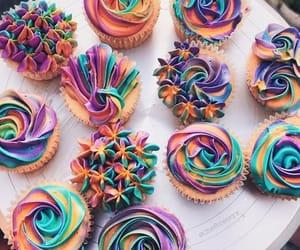 art, bakery, and cake image
