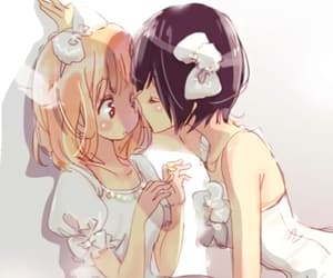 anime, yuri, and shoujo ai image