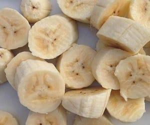 aesthetic, banana, and theme image
