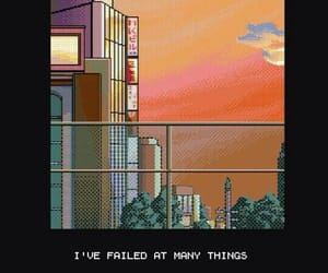 art, pixel, and quotes image