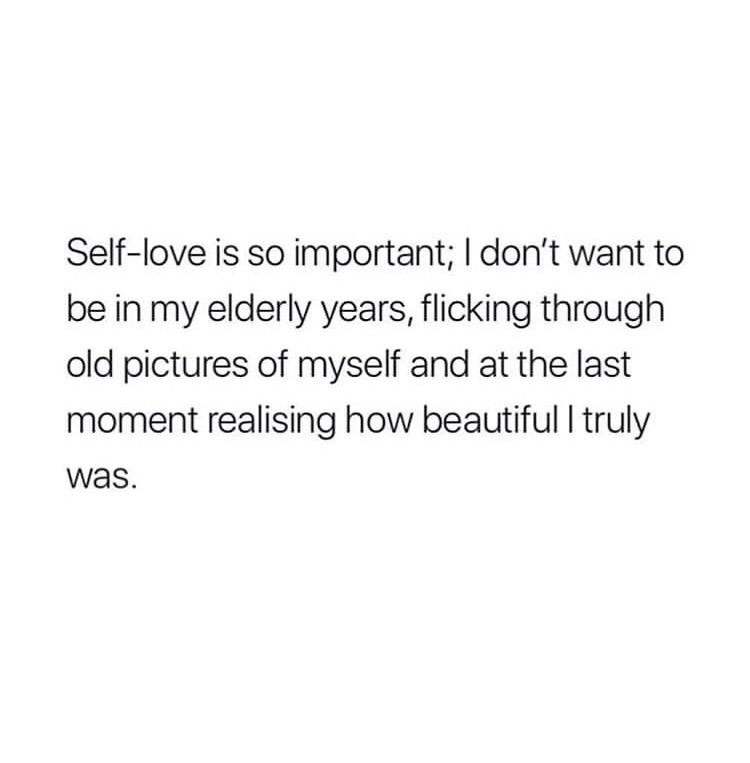 my boyfriend teaches me self love everyday i m so grateful for