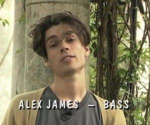 alex james, blur, and 90s image