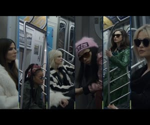 cate blanchett, awkwafina, and oceans 8 image
