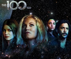 season 6, the 100, and wonkru image