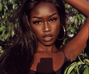beauty and melanin image