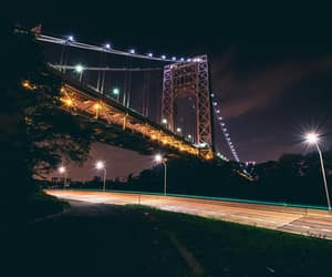 bridge, bronx, and nyc image