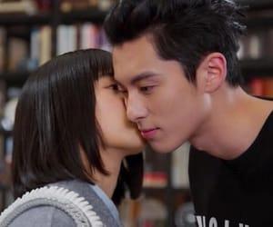 amor, asian, and drama image