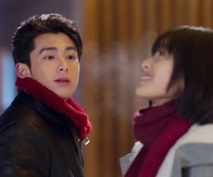 meteor garden, love, and dylan wang image