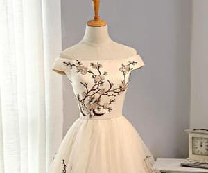 prom dress, short prom dresses, and a-line homecoming dresses image