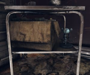 clutter, fallout, and disrepair image