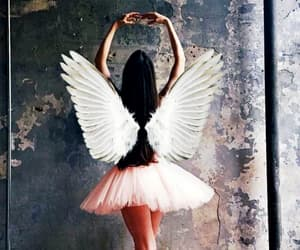 angel, ballet, and fantasia image