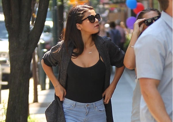 article, selena gomez, and steal her style image