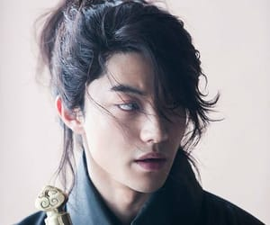 boy, asian, and model image