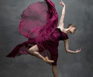 ballerina, girl, and color image