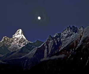 landscape, trekking, and mountain photography image