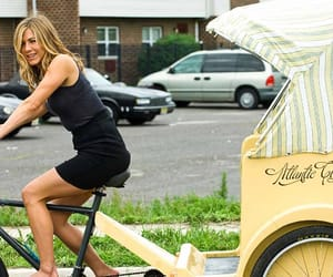 actress, bicycle, and funny image