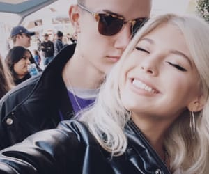 girls, Relationship, and loren gray image