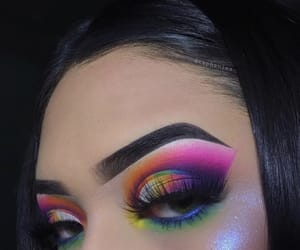eyebrows, lashes, and eyebrowsgoals image