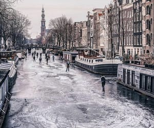 aesthetic, amsterdam, and netherlands image