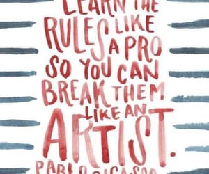 art, quotes, and artist quotes image