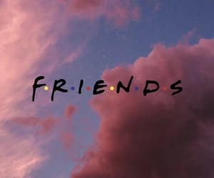 friends, clouds, and wallpaper image