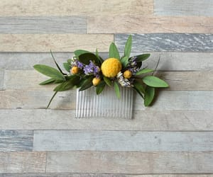 country wedding, dried flowers, and etsy image