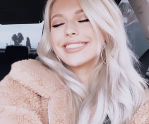 girls, loren gray, and smile image