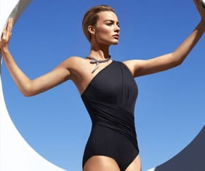 beach, playa, and swimsuit image