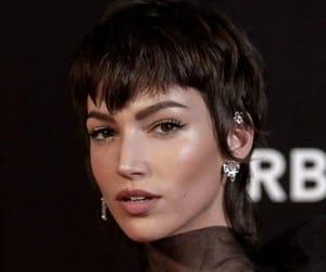 hairstyle, ursula corveró, and corte de cabello image