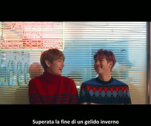 italian, song quote, and mv image