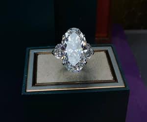 cartier, crystal, and diamond image